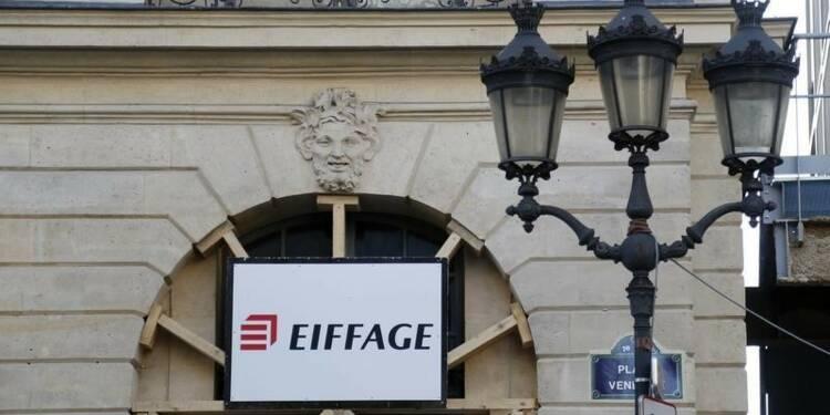 Eiffage a trouvé son nouveau patron chez son concurrent Vinci