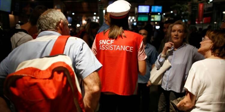 Paralysie de la Gare du Nord: la SNCF porte plainte