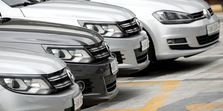 La Corée du Sud suspend la vente de 80 modèles Volkswagen