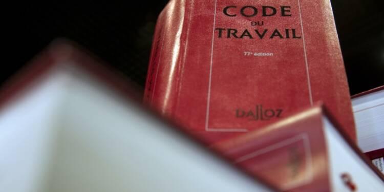 La loi Travail rejetée en commission au Sénat