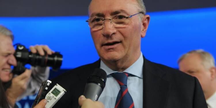 Italie: démission du patron de la banque Unicredit