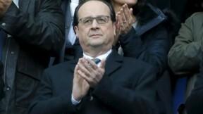 Hollande au stade de France pour un match sous surveillance