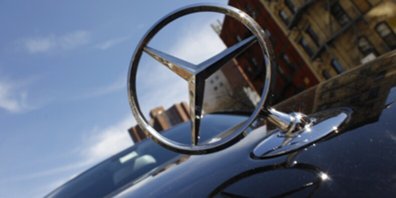 Les Chinois dopent les ventes de BMW, Mercedes et Audi