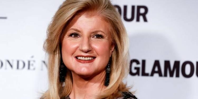 Arianna Huffington quitte le Huffington Post