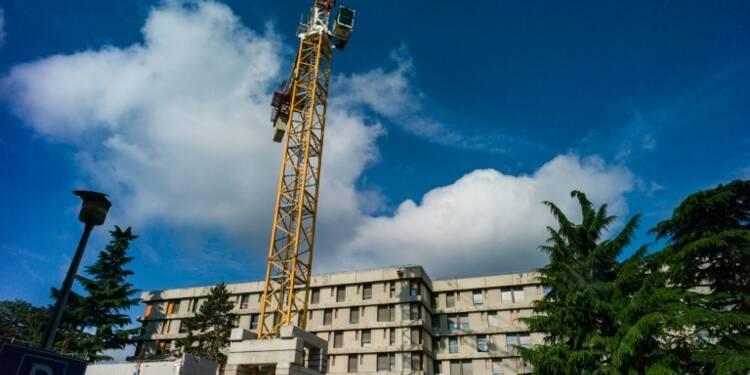 La construction de logements neufs au beau fixe en France