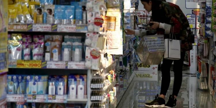 Le Japon échappe à la récession au 1er trimestre