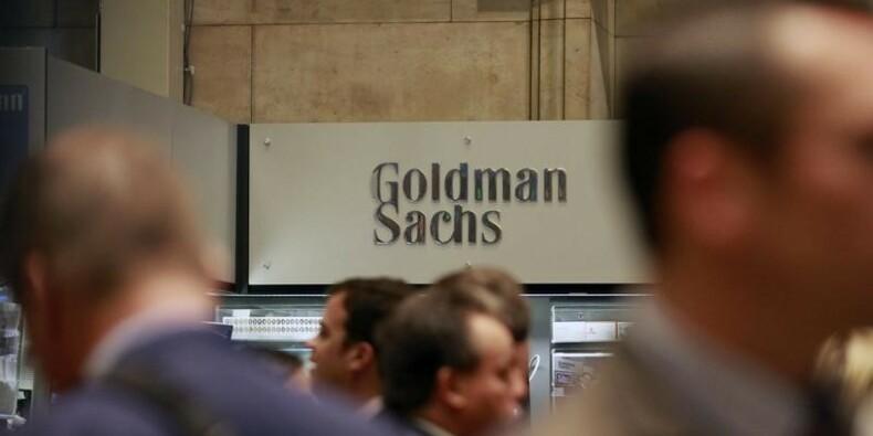 Bond de 78% du bénéfice de Goldman Sachs