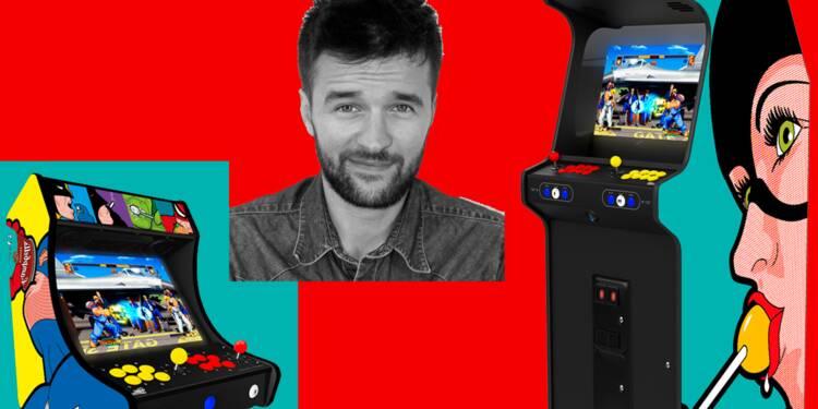 Raphaël Birn, cofondateur de Neo Legend : il ressuscite les bornes de jeux vidéo de papa