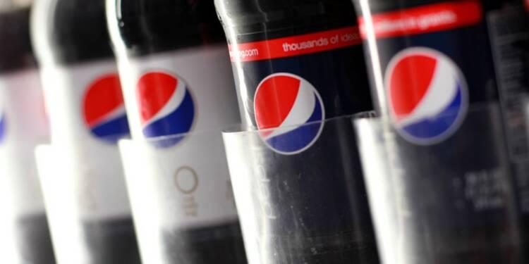 Le CA trimestriel de PepsiCo meilleur que prévu