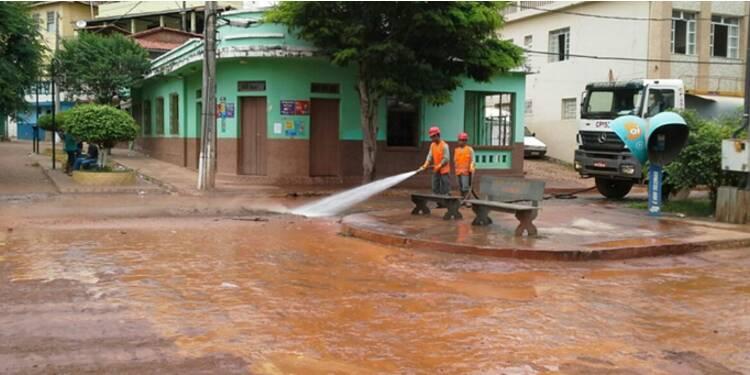 Le Brésil réclame 5 milliards à deux groupes miniers après une catastrophe sans précédent