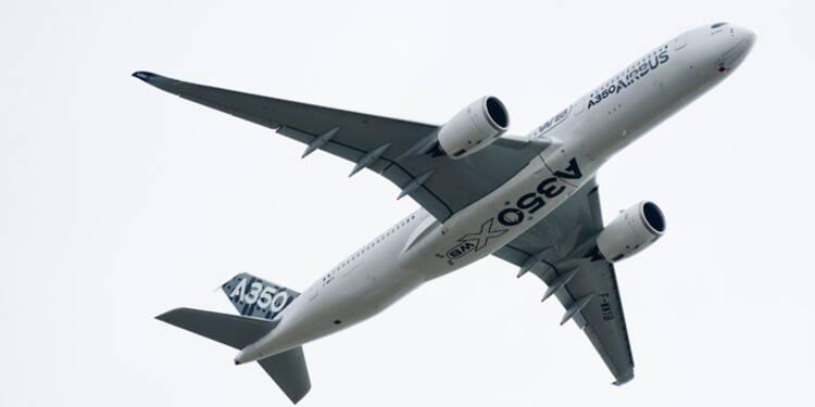L'A350, un sacré numéro pour Airbus !