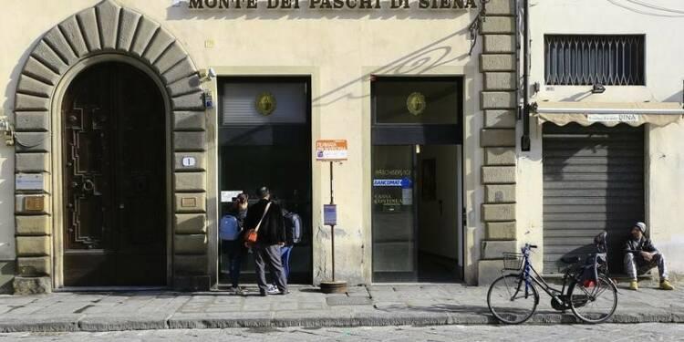 Bénéfice et créances douteuses en hausse pour Monte Paschi
