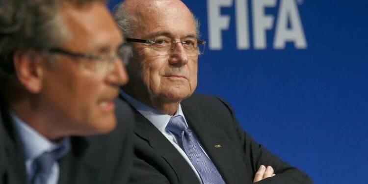 La FIFA accuse Blatter et Valcke d'enrichissement personnel