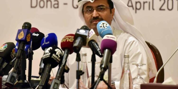 Le marché du pétrole déçu mais sans panique après l'échec de Doha