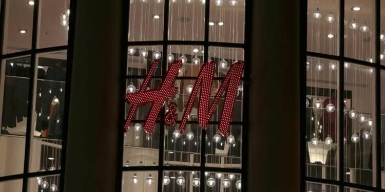 Dollar et météo pèsent sur le bénéfice trimestriel de H&M