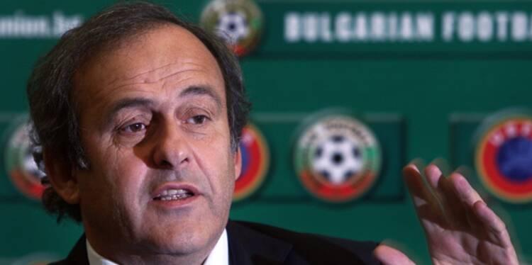 """""""Platini n'aurait pas dû jouer le jeu de Blatter"""""""