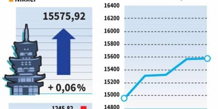 La Bourse de Tokyo subit son plus fort recul mensuel en 4 ans