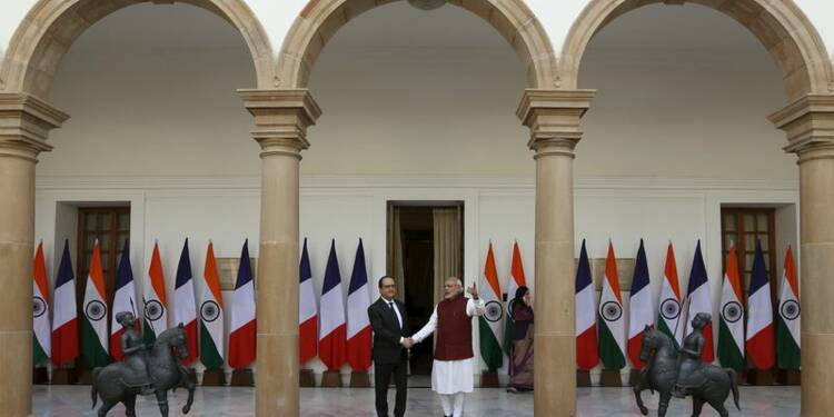 Rafale : l'accord de vente à l'Inde enfin signé, mais la question du prix reste en suspens !