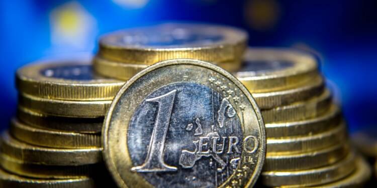 Zone euro: la croissance accélère au 1er trimestre mais un peu moins qu'annoncé