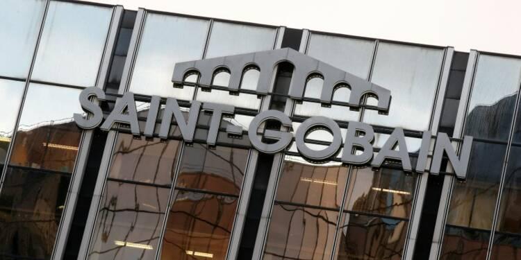 Saint-Gobain affiche un CA en baisse au 1er trimestre