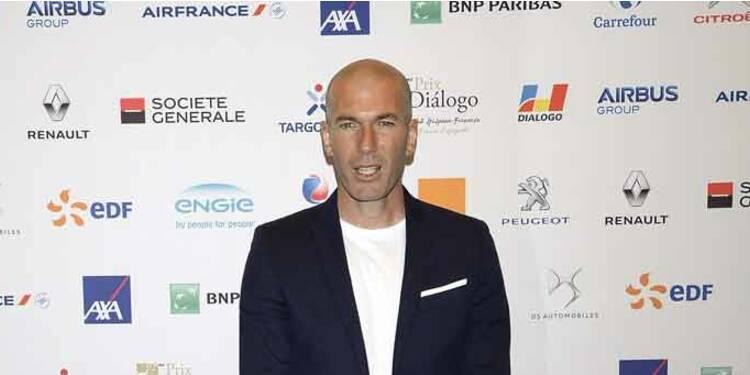 Zinedine Zidane et l'argent