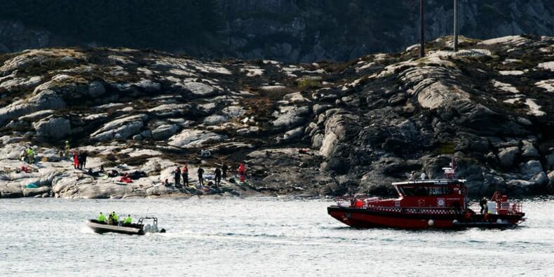 Treize morts dans le crash d'un hélicoptère en Norvège
