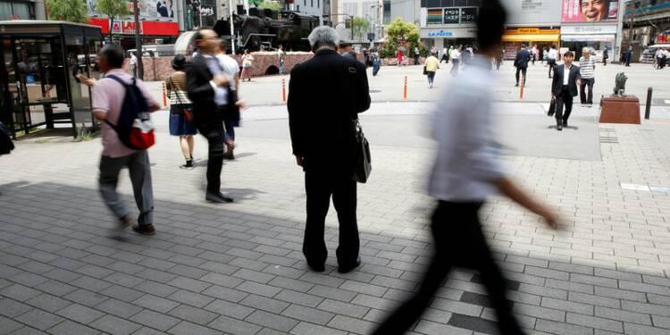 Recul de 0,4% au Japon des dépenses des ménages sur un an