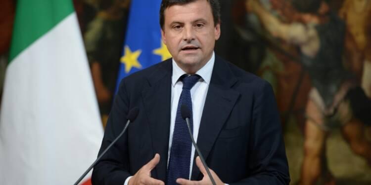 Relance: l'Italie à la recherche d'une nouvelle entente avec l'UE