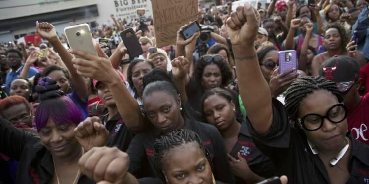 Enquête après la mort d'un Noir tué par la police en Louisiane