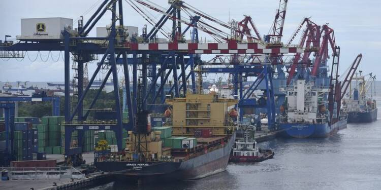 L'OMC n'attend plus que 2,8% de croissance du commerce mondial