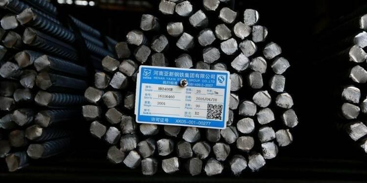 Washington relève les tarifs douaniers sur l'acier chinois