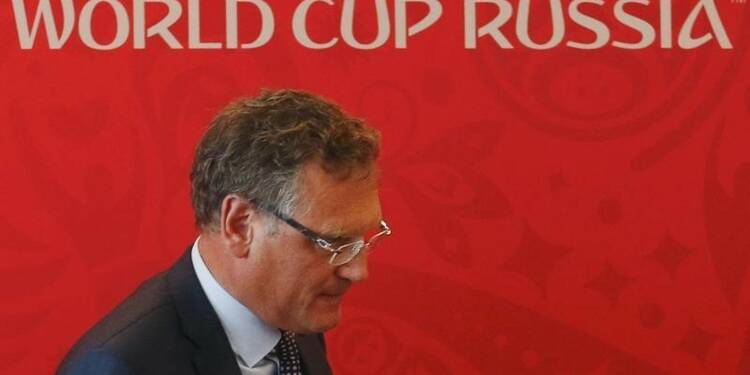 Neuf ans de suspension requis à la FIFA contre Jérôme Valcke
