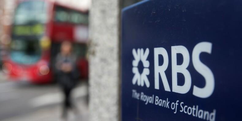 Perte plus que doublée pour RBS, dividende dans les limbes