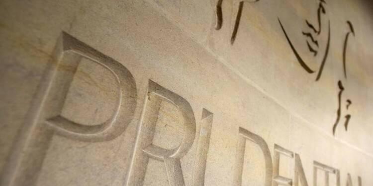 Prudential bat le consensus au 1er semestre, grâce à l'Asie