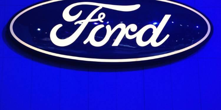 Ford veut livrer des voitures autonomes en 2021