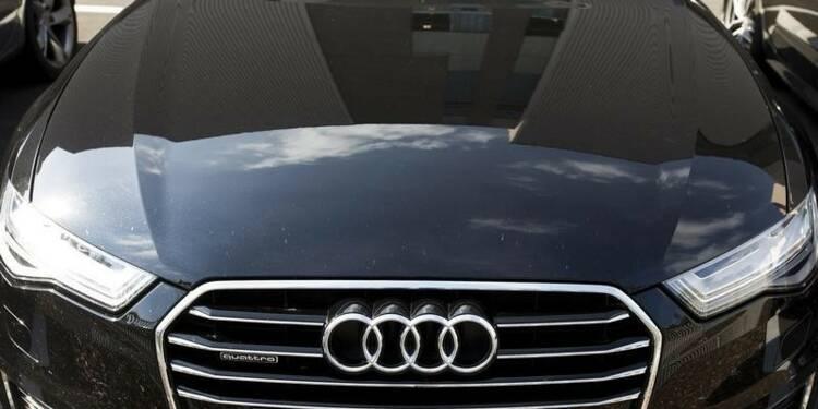 La modification d'une Audi par VW ne réduirait pas les émissions