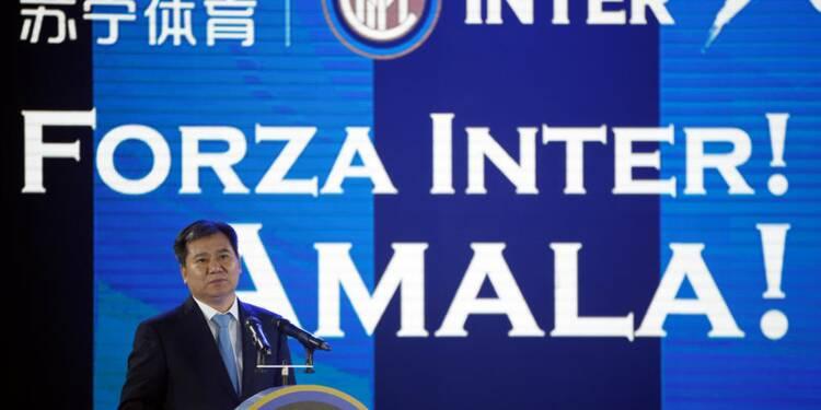 COR-Le chinois Suning acquiert près de 70% de l'Inter Milan