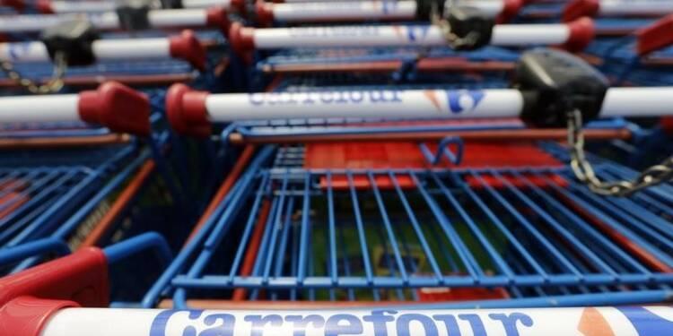 Perquisition à Carrefour sur fond de guerre des prix