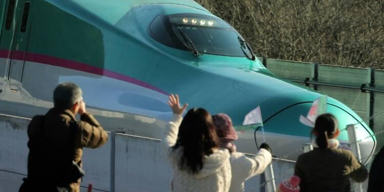 "Japon: 50 ans après sa naissance, le TGV ""Shinkansen"" étendu à Hokkaido"