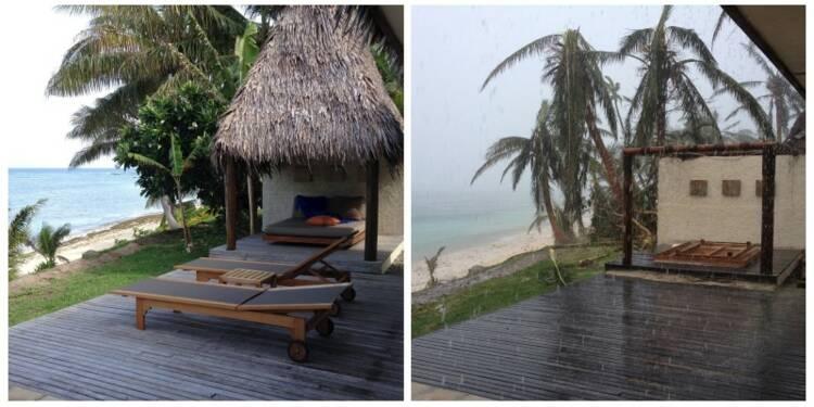 Les Fidji balayées par un puissant cyclone