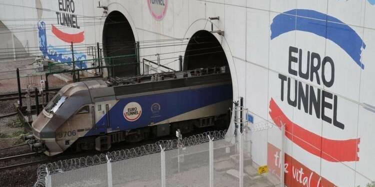 Les ventes d'Eurotunnel en hausse de 1% au quatrième trimestre