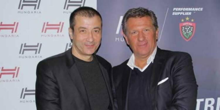 Hungaria, une marque de sport française ressuscitée, devient l'équipementier du RC Toulon