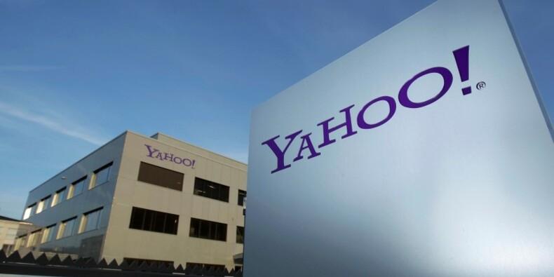 Yahoo publie des résultats en demi-teinte