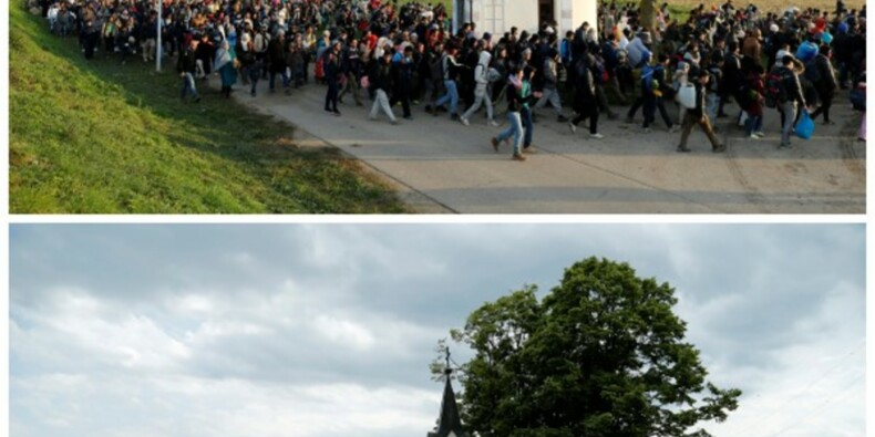 En dépit des apparences, la crise migratoire s'accroît en Europe