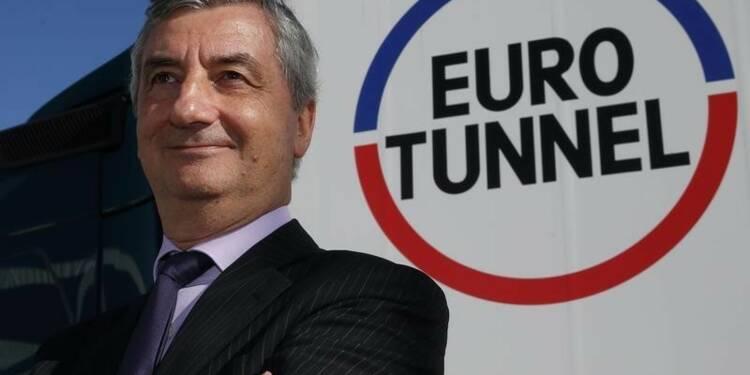 Eurotunnel connaît une année record pour le transport de camions
