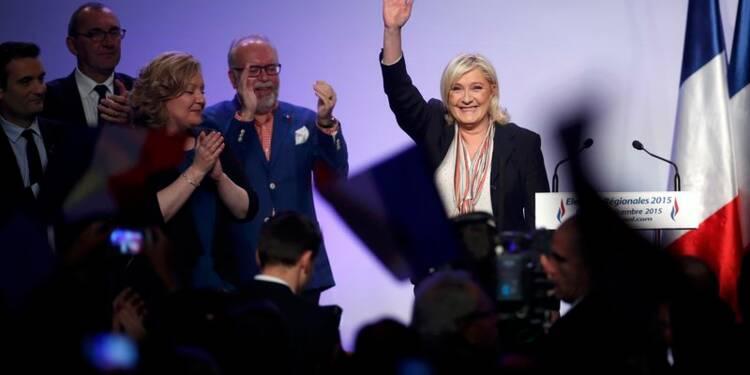 Marine Le Pen appelle à faire mentir les sondages