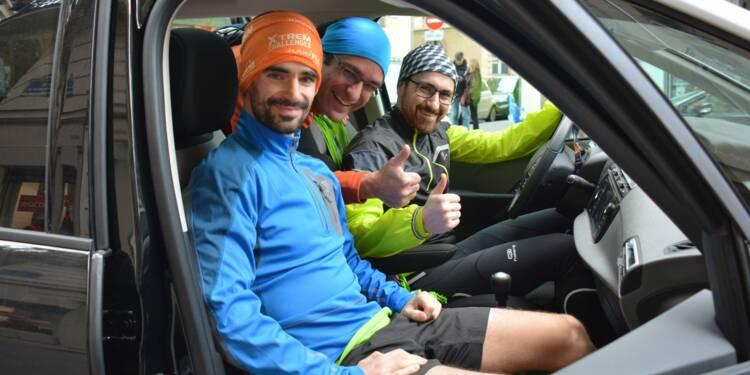 Cariocar : Il fait le covoiturage de marathoniens