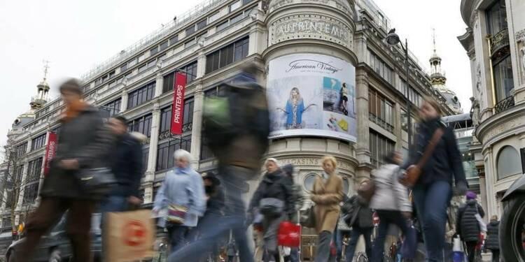 Les grands magasins tentent de boucler un accord sur le dimanche