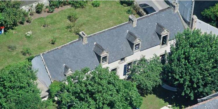 Voici l'une des maisons que Marine Le Pen aurait sous-évaluée !