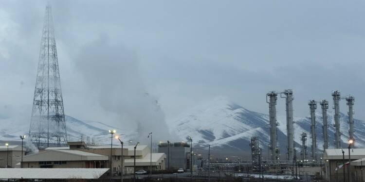 L'Iran a retiré le coeur du réacteur à eau lourde d'Arak